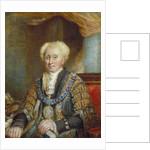 Sir John Cowan, Lord Mayor 1837(?) by Miss Hibbert