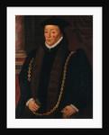 Sir William Garrard, Lord Mayor 1555 by Anonymous