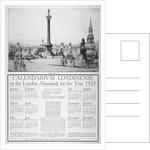 Trafalgar Square, Westminster, London by