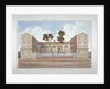 The Protestant Dissenters' School, Maze Pond, Bermondsey, London by G Yates