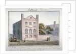St Saviour's Charity School, Union Street, Southwark, London by G Yates