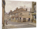 The Angel public house, Bermondsey, London by John Crowther