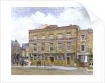 The Bricklayers' Arms Inn, Old Kent Road, Southwark, London by John Crowther