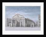 Church of St Paul, Covent Garden, Westminster, London by Anonymous