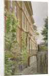 Wandsworth Manor House, St John's Hill, Wandsworth, London by John Crowther