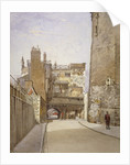 Tower of London, Stepney, London by John Crowther