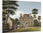 Cowley Hall, Cowley, Middlesex by Anonymous
