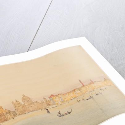 The Lagoon, Venice by John Miller Nicholson