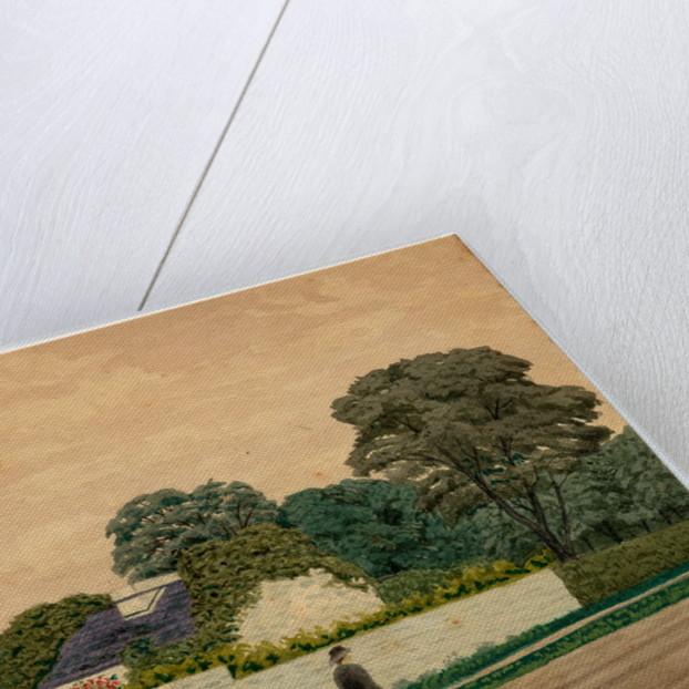 Cooil Bane Cottage, Lezayre by Robert Evans Creer