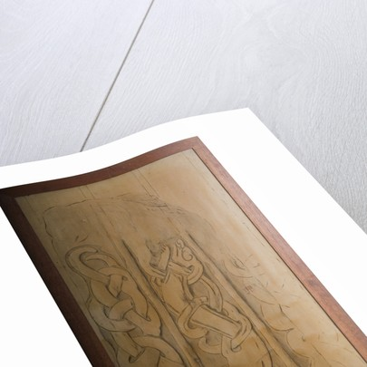 Sigurd Cross Slab by Philip Moore Callow Kermode