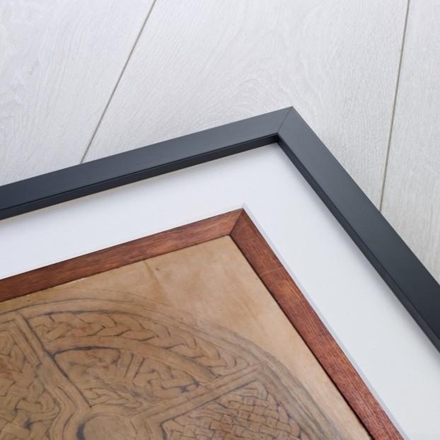Lonan Cross Slab by Philip Moore Callow Kermode