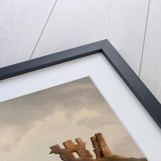 Hango Hill, Castletown by Jacob George Strutt