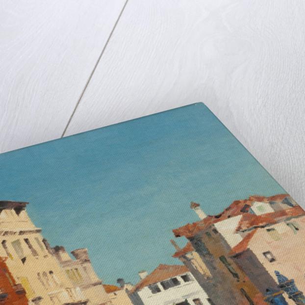 From Ponte del Cristo, Venezia by John Miller Nicholson