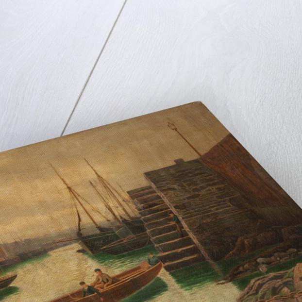 Peel Harbour by C. H.C. Wells