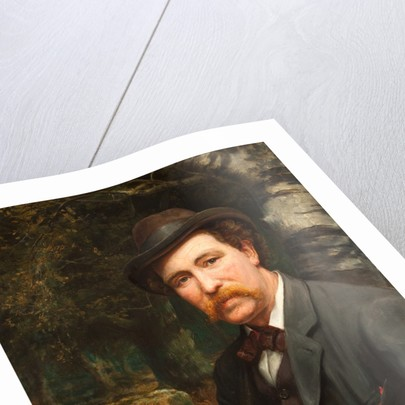 Portrait of Alfred Cottier by John Holland