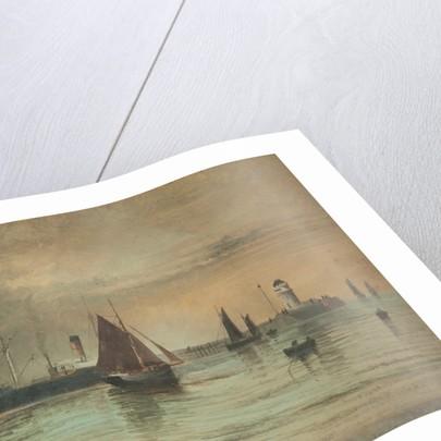 Douglas Harbour by F. C. Gelling