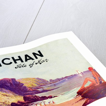 Official guide to Onchan, Isle of Man Season 1934 by Isle of Man Steam Packet Co. Ltd.