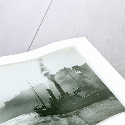 Douglas Outer Harbour by John Miller Nicholson