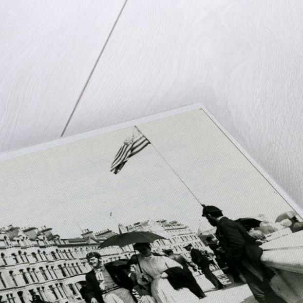 Douglas Promenade by John Miller Nicholson