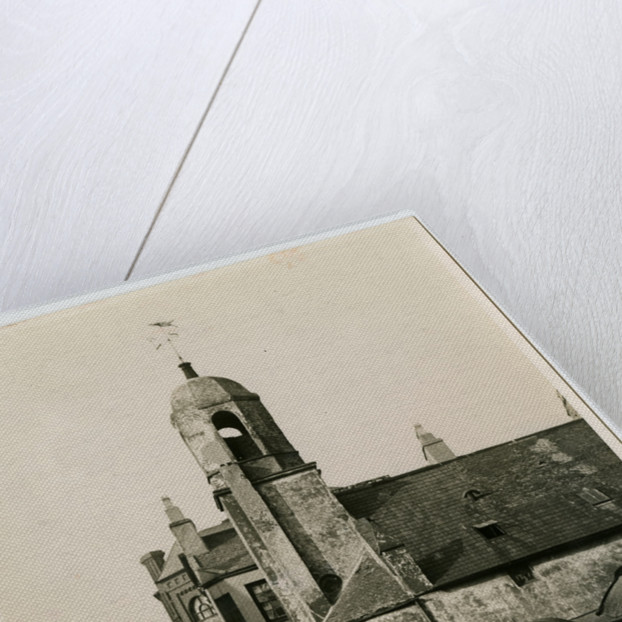 Old St Matthew's church, Douglas Quay, Douglas by John James Frowde