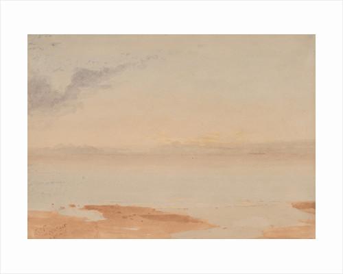 Grey dawn by John Miller Nicholson