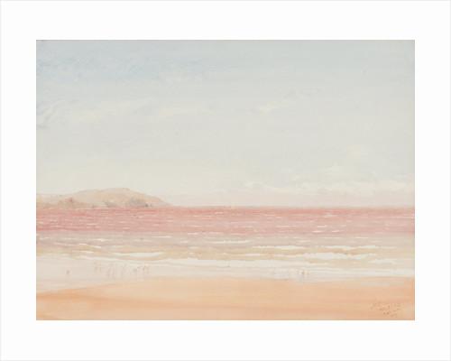 A north east breeze, Douglas by John Miller Nicholson