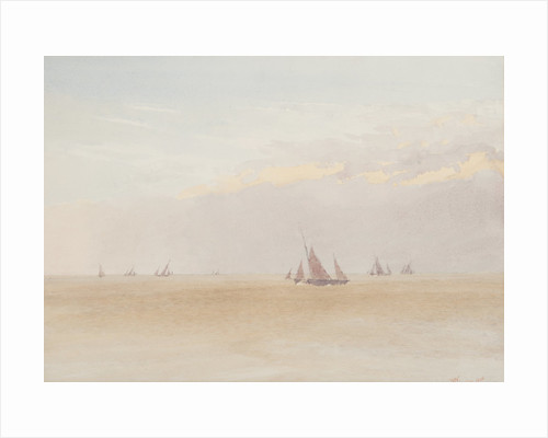 Beating to windward by John Miller Nicholson