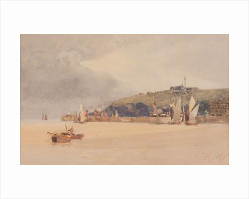 A July evening, Douglas Bay by John Miller Nicholson