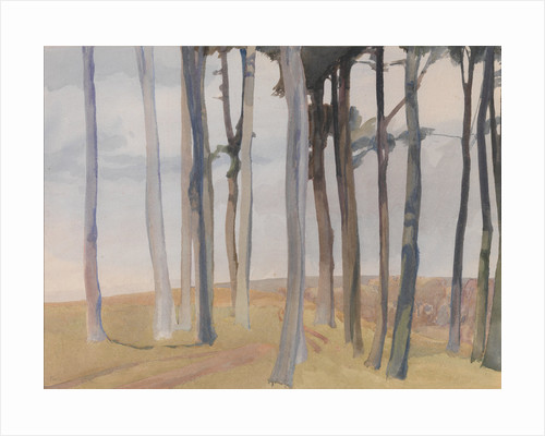 The Copse, Foxdale by Archibald Knox
