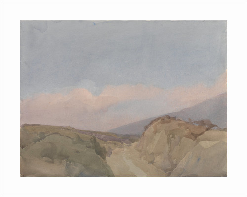 Granite Mountain Roadway by Archibald Knox