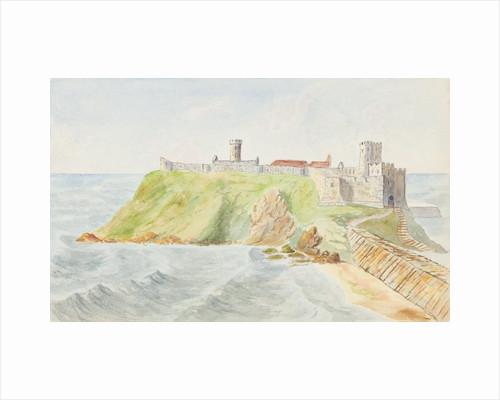 Peel Castle by Henry Read Wellbye