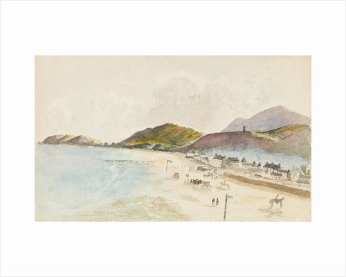 Ramsey from the Pier, during the Races, by Henry Read Wellbye
