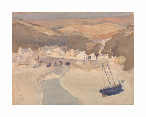 Old Laxey, Lonan by Archibald Knox
