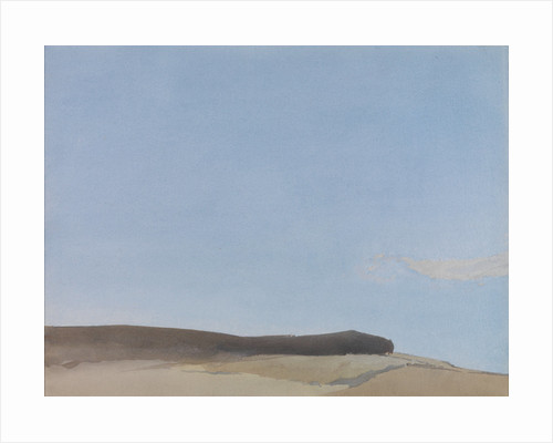Blue Afternoon, Aragon by Archibald Knox
