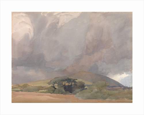 The Coming Storm by Archibald Knox