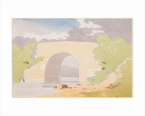 Bridge by John Miller Nicholson