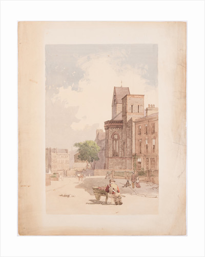 Bucks Road and Prospect Hill by John Miller Nicholson