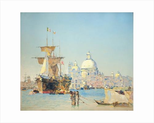 Santa Maria della Salute, Venice by John Miller Nicholson
