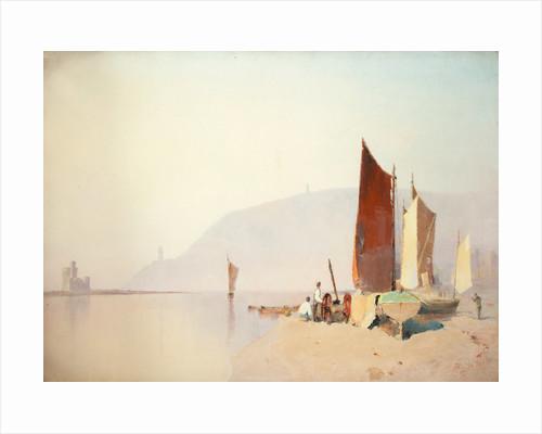 Douglas sands: a summer morning in 1860 by John Miller Nicholson