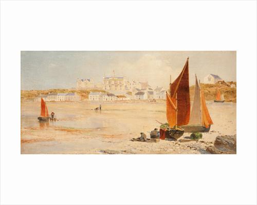 Port Erin, Rushen by John Miller Nicholson