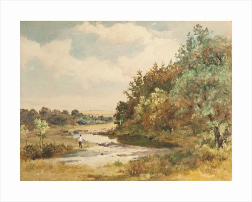 In East Baldwin, Onchan by John Miller Nicholson