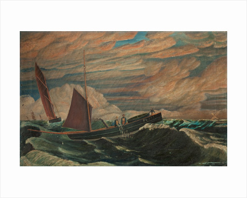 Fishing Boat 'PL 185' by Robert Gell