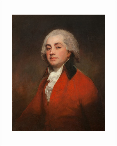 Captain John Taubman III by George Romney