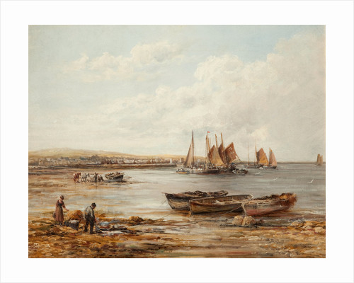 Port St Mary by William Webb