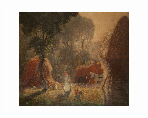 Harvesting by William Hoggatt