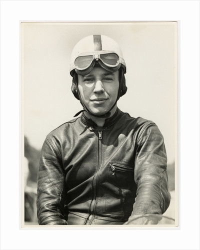John Surtees, TT (Tourist Trophy) rider by T.M. Badger