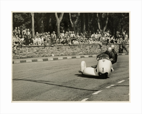 isle of man sidecar tt posters isle of man sidecar tt prints. Black Bedroom Furniture Sets. Home Design Ideas