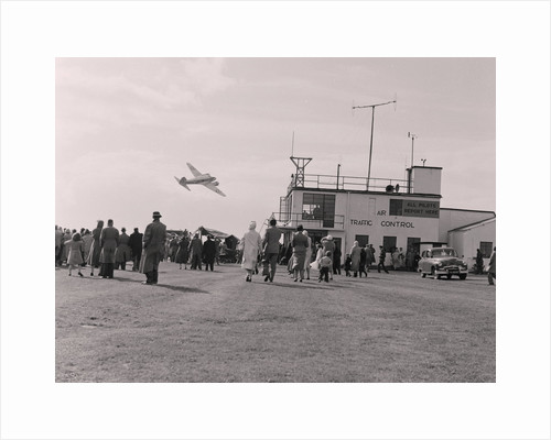 R.A.F. display, Jurby by Manx Press Pictures