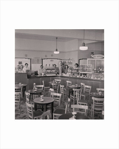 Greensils Café by Manx Press Pictures
