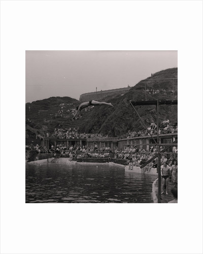 Port Erin Lido by Manx Press Pictures